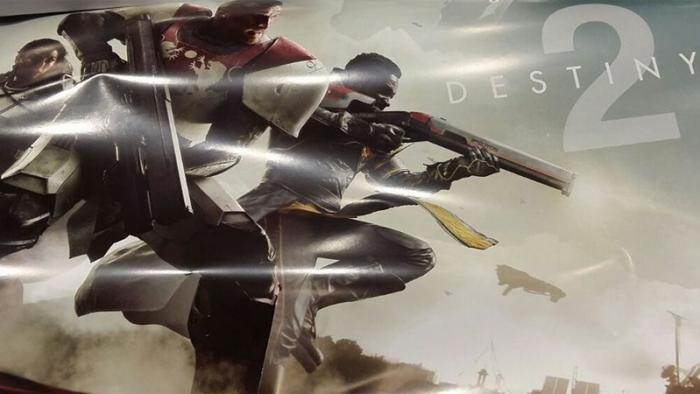 Видеоигра Destiny 2 была официально анонсирована