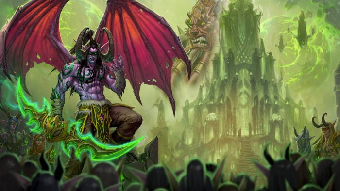 Вышло самое масштабное обновление в истории World of Warcraft