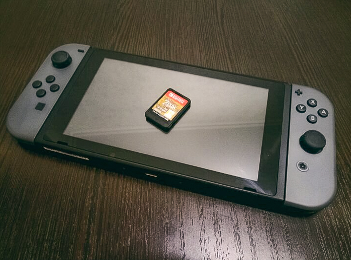 Новое достижение Nintendo Switch всша