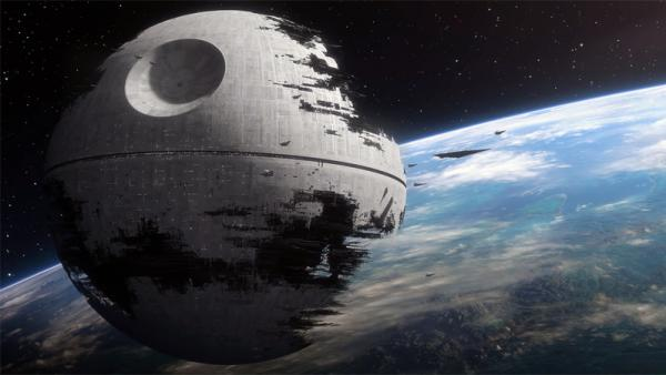 EA опубликовала полный трейлер Star Wars: Battlefront 2
