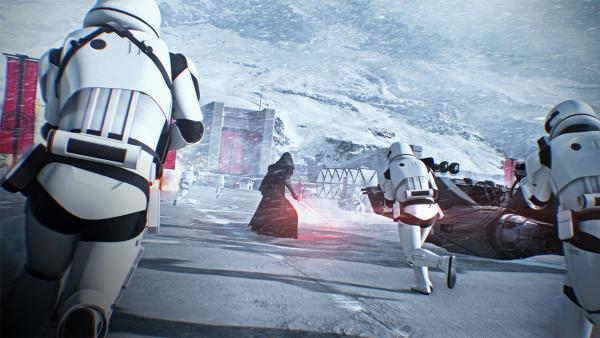 Бонусы вdeluxe-версии Star Wars: Battlefront 2 смогут получить все игроки