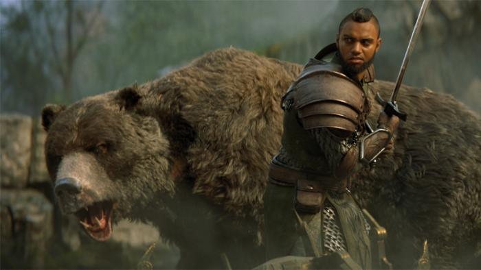 TES онлайн: Morrowind поведали о способностях класса Warden