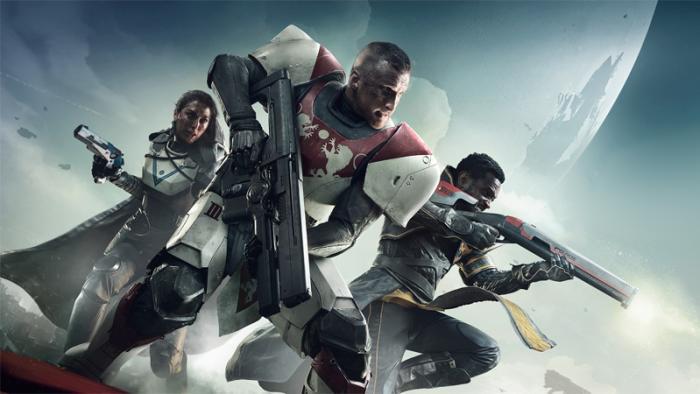 Destiny 2: 1-ый  геймплейный трейлер иособенности PC-версии