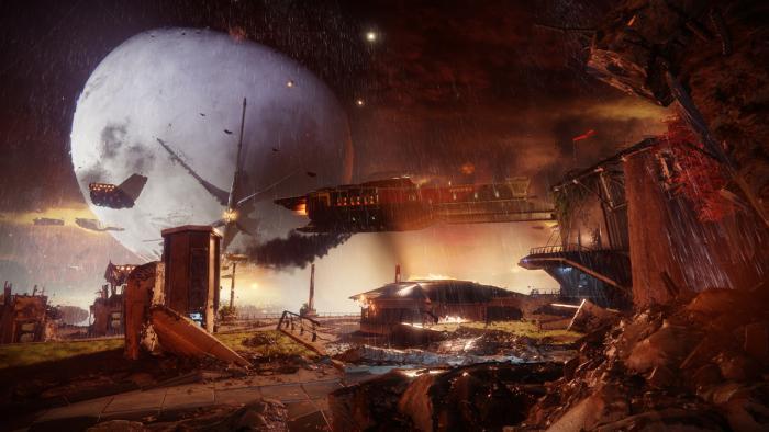 Новые подробности Destiny 2 и дебютный геймплейный трейлер