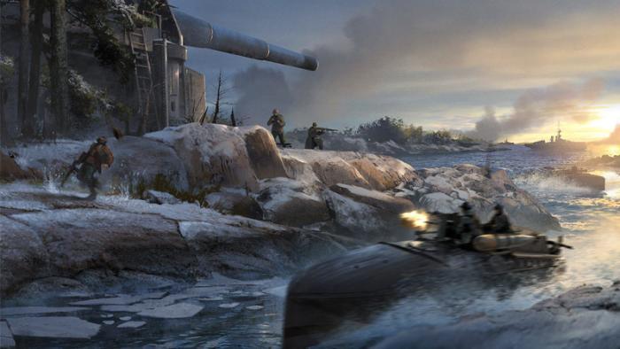 Размещен трейлер нового дополнения «Воимя Царя» кигре Battlefield 1