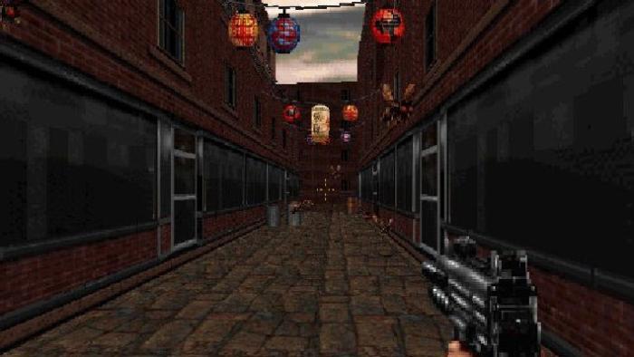 Оригинальная Shadow Warrior стала бесплатной в сервисе GOG