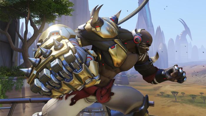 Создатели Overwatch подтвердили существование нового секретного героя иназвали его российское имя