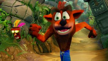 Стрим Crash Bandicoot N. Sane Trilogy