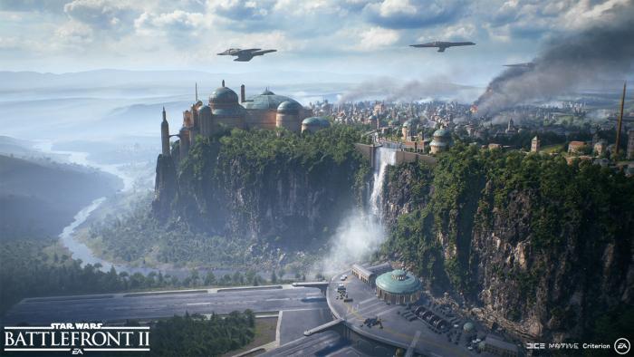 Открытая бета Star Wars: Battlefront 2 начнется 4октября