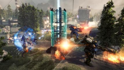 На следующей неделе в Titanfall 0 появится новый кооперативный режим