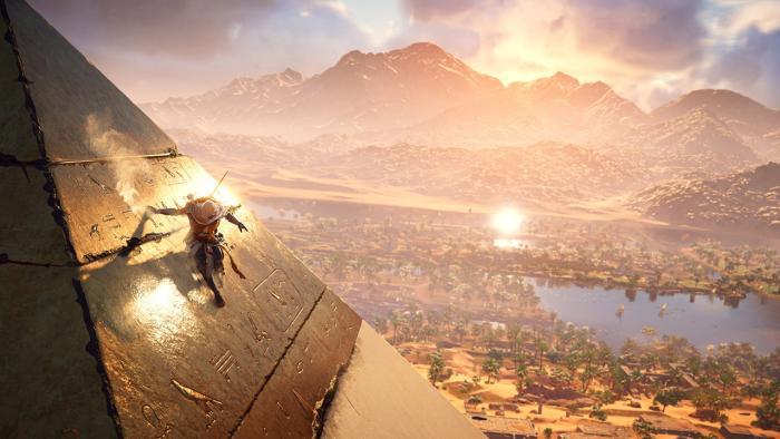 Новый геймплей Assassin's Creed: Origins