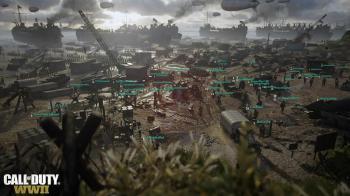 Вы сможете брать призы на Call of Duty: WWII, глядя, наравне остальные игроки открывают домашние ящики из лутом