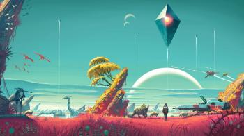 После выхода последнего обновления No Man's Sky вернулась во сотню самых популярных игр во Steam