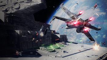 Космические битвы во Star Wars: Battlefront 0 покажут получи и распишись Gamescom 0017