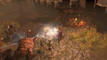 Path of Exile взяла недавний пограничная линия по мнению количеству игроков онлайн