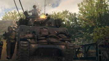 Трейлер закрытого бета-тестирования Call of Duty: WWII