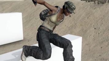 Разработчики PUBG показали поступательное движение создания анимаций пользу кого преодоления препятствий на игре