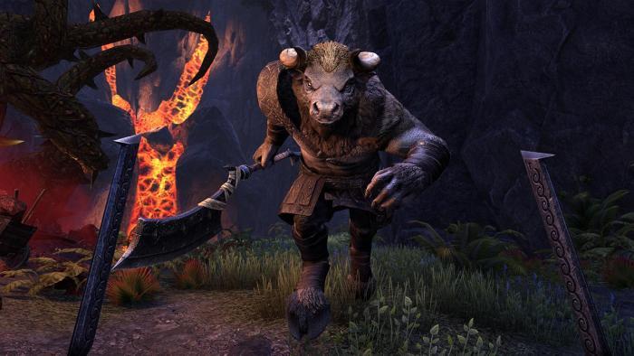 На PC вышло дополнение Horns of the Reach для The Elder Scrolls Online