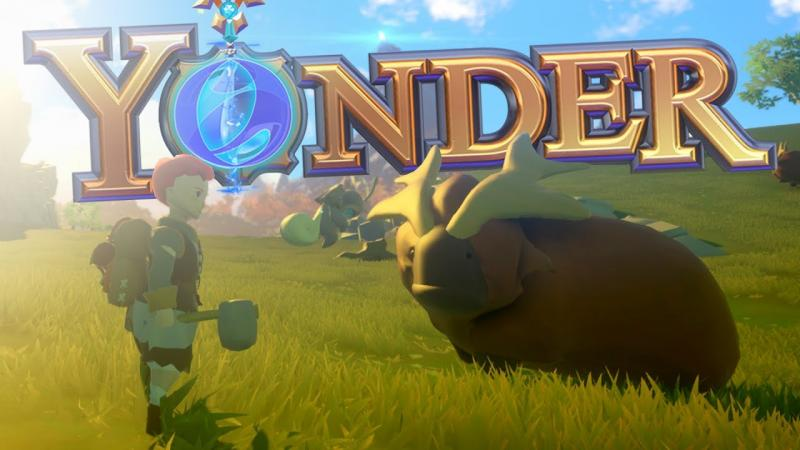 Обзор Yonder: The Cloud Catcher Chronicles. Мимими