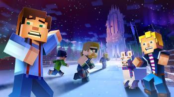 Второй дело адвенчуры Minecraft: Story Mode - Season Two еще доступен