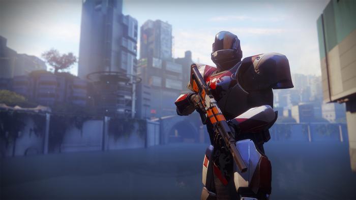 Трейлер Destiny 2 в преддверии открытого бета-тестирования на PC