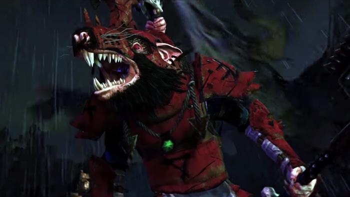 Скавены официально объявлены четвертой игровой расой в Total War: Warhammer 2
