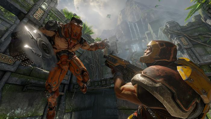 Quake Champions— вскором времени стартует ранний доступ