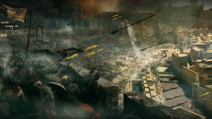 Microsoft анонсировала игру Age ofEmpiresIV