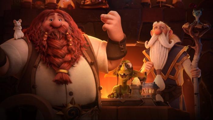Blizzard замахнулась на лавры Pixar с милейшей короткометражкой по Hearthstone