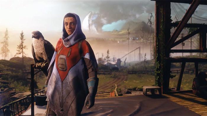 Bungie представила нового персонажа Destiny 2 - снайпера Хоторн