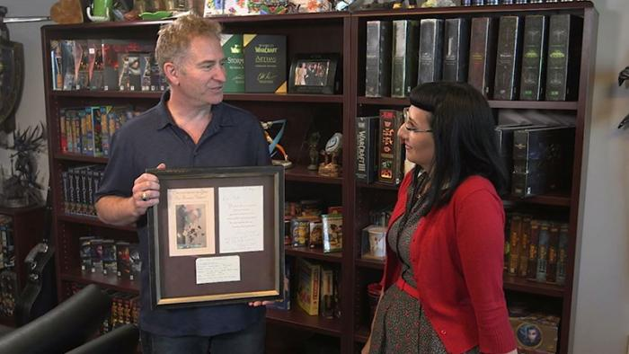 Майк Морхайм основал Blizzard, одолжив 15 000 долларов у своей бабушки