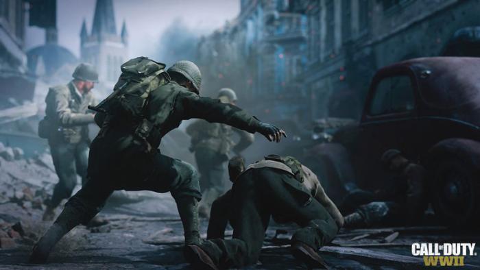 Бета-тест Call ofDuty: WWII стартует вконце сентября