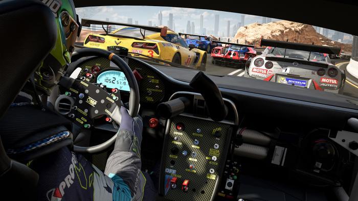 Вышла демоверсия Forza Motorsport 7
