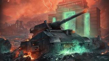 В World of Tanks начался Хэллоуин
