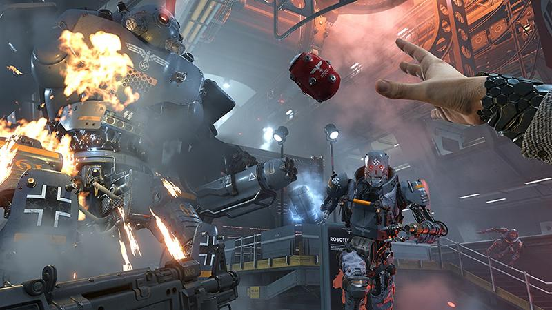 В работе над Wolfenstein 2: The New Colossus принимала участие id Software