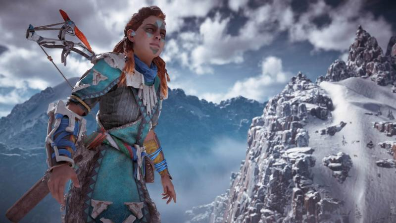Стрим Horizon Zero Dawn: The Frozen Wilds от PlayGround.ru