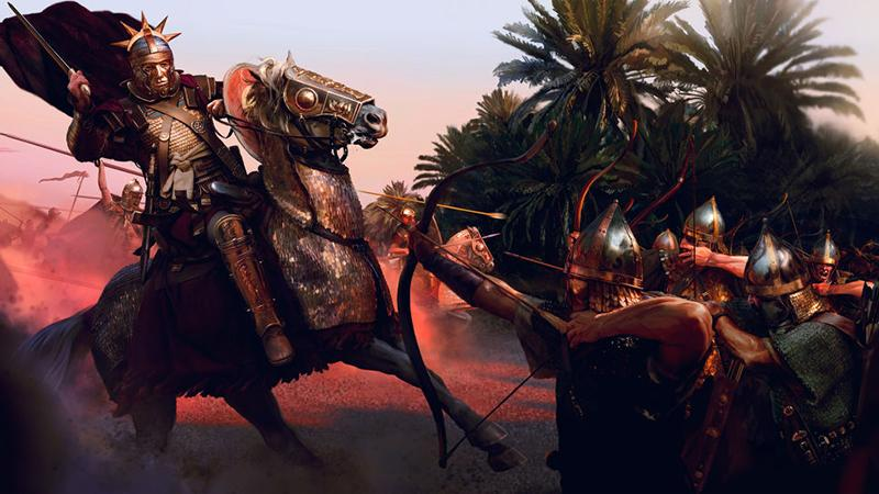 Анонс дополнения Empire Divided для Total War: ROMEII