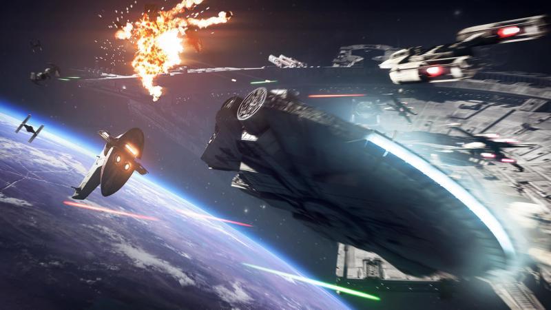 Авторы Star Wars: Battlefront 2 поведали осистеме лутбоксов