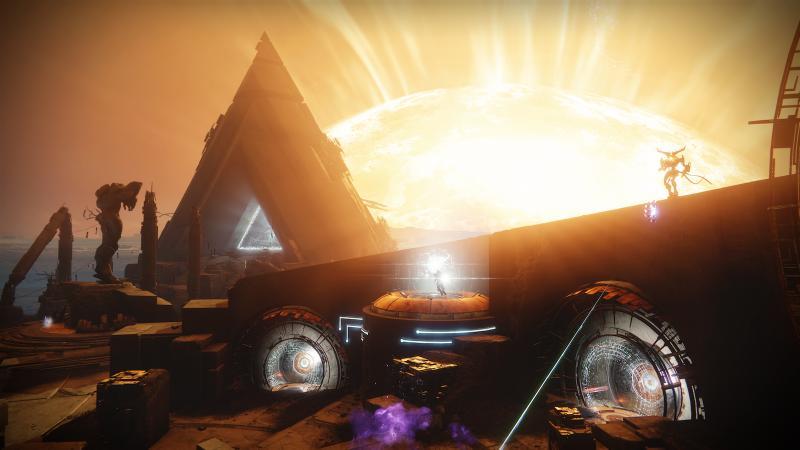 Релизный трейлер дополнения Curse of Osiris для Destiny 2