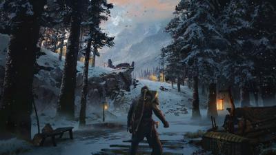 В PS Store ненадолго появилась дата релиза God of War