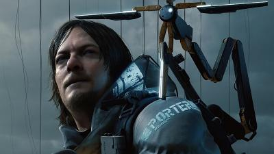 Новый трейлер Death Stranding с The Game Awards 2017