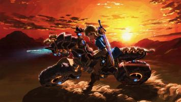 На Switch и Wii U вышло дополнение The Legend of Zelda: Breath of the Wild - The Champions' Ballad