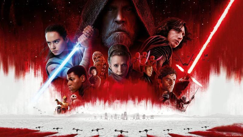 Фильм «Звездные войны: последние джедаи» стал рекордсменом покассовым сборам допремьеры