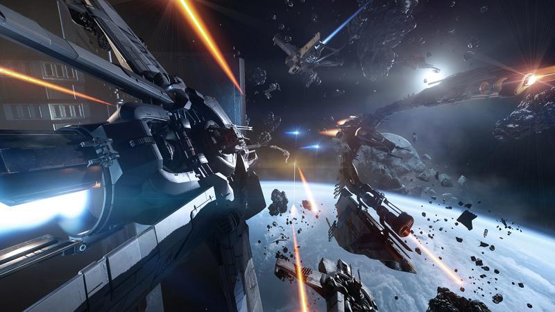 Star Citizen заработала в 2017 году больше, чем все игры на Kickstarter, вместе взятые