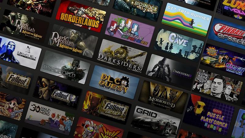 Valve все еще работает над обновлением интерфейса Steam