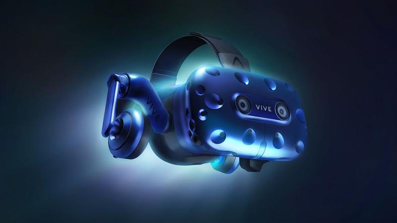 HTC анонсировала шлем виртуальной реальности Vive Pro с повышенным разрешением