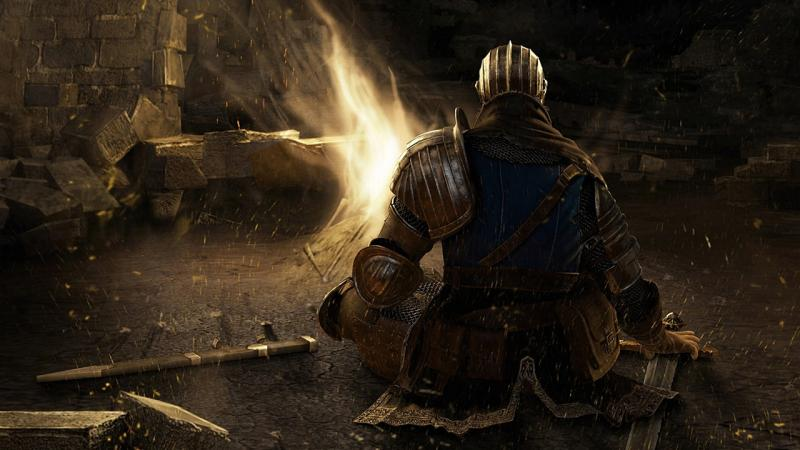 Dark Souls: Remastered анонсирована для PC, PlayStation 4, Xbox One и Nintendo Switch