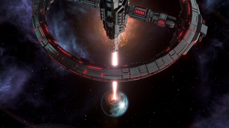 В дополнении Apocalypse для космической стратегии Stellaris вас ожидает конец Вселенной