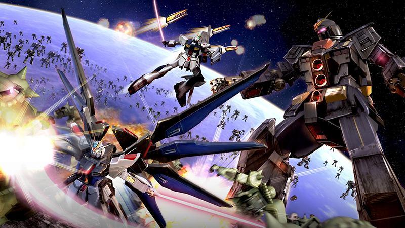Завтра будет анонсирована новая игра из серии Gundam