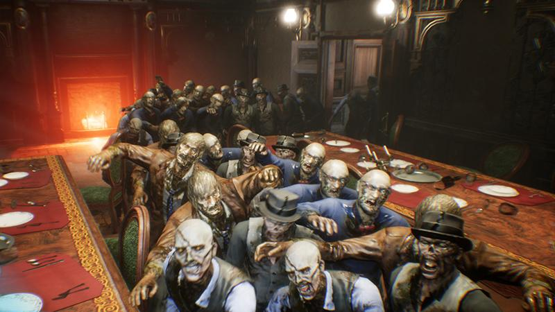 Компания Soge анонсировала House of the Dead: Scarlet Dawn - новую часть культовой серии аркадных шутеров
